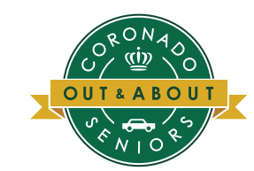 Coronado Out & About Logo